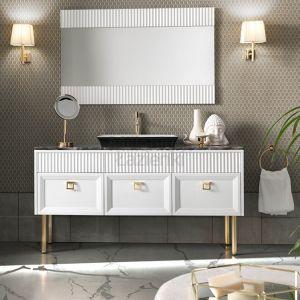 MIA ITALIA Atelier 02 Szafka stojąca z umywalką