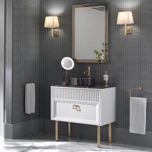MIA ITALIA Atelier 08 Szafka stojąca z umywalką