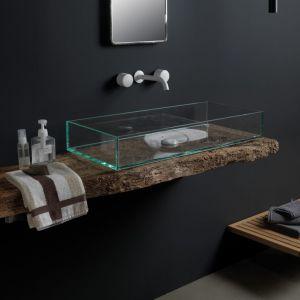 GSG CERAMIC DESIGN Glass GLLA60 Umywalka szklana nablatowa