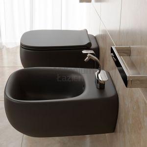CERAMICA FLAMINIA Fluo FU118G Toaleta wisząca bezrantowa GoClean