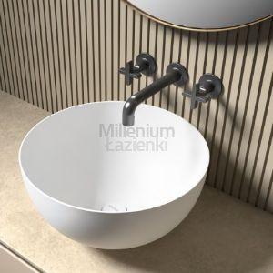 MASTELLA DESIGN Catino Włoska umywalka blatowa kompozytowa