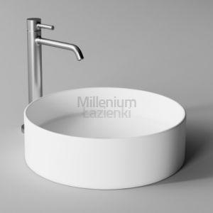 MASTELLA DESIGN Chia Okrągła umywalka blatowa ceramiczna