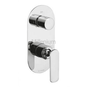 FRISONE ConTrasto KECT017 Bateria prysznicowa 2 drożna