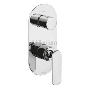 FRISONE ConTrasto KECT018 Bateria prysznicowa 3 drożna
