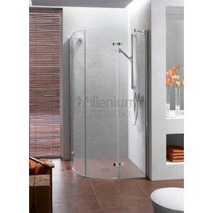 BETTE Floor Corner 100 Brodzik prysznicowy