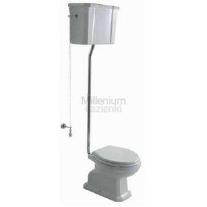 GALASSIA Ethos 8402_8410 Miska wc